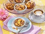 Schoko-Erdnuss-Muffins Rezept