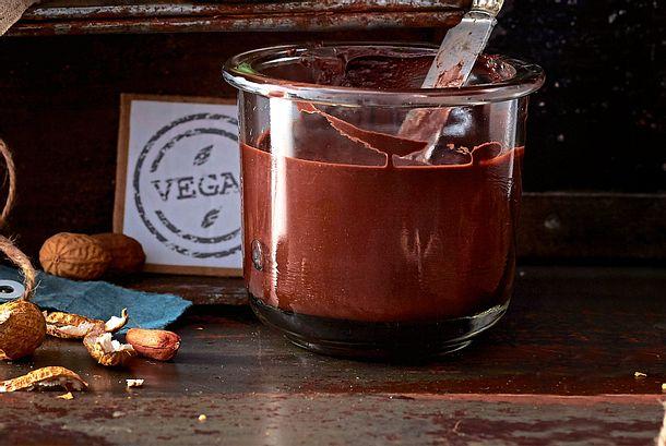 Schoko-Erdnussaufstrich Rezept