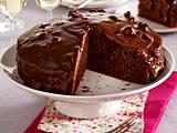 Schoko-Karamell-Kuchen Rezept