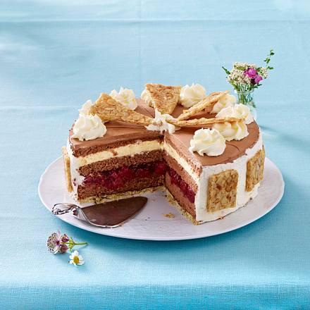 Schoko-Karamell-Torte Rezept