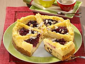 Schoko-Kirsch-Kuchen mit Pudding-Creme Rezept