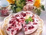 Schoko-Kirschtorte mit saurer Sahne (Diabetiker) Rezept