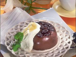 Schoko-Mocca-Pudding Rezept