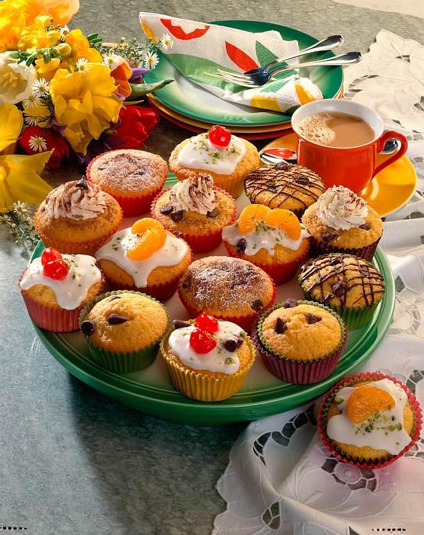 schoko muffins rezept lecker. Black Bedroom Furniture Sets. Home Design Ideas