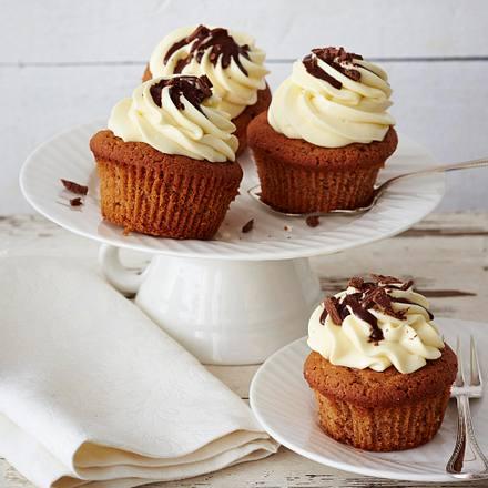 schoko muffins mit toffeekern und mascarponehaube rezept lecker. Black Bedroom Furniture Sets. Home Design Ideas