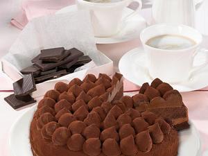 Schoko-Pralinen-Torte Rezept