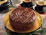 Schokoladen-Biskuit-Torte Rezept