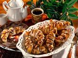 Schokoladen-Croissants Rezept