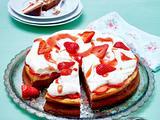 Schokoladen-Erdbeer-Kuchen Rezept