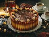 Schokoladen-Mousse-Torte Rezept