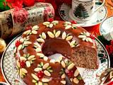 Schokoladen-Nuss-Kranz Rezept