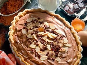 Schokoladen-Pie Rezept