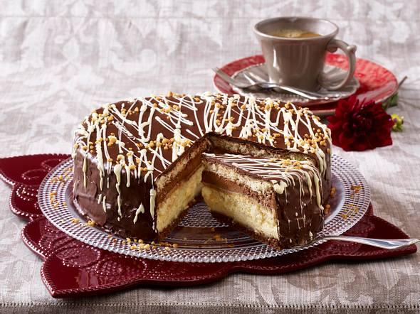 Schokoladen-Torte Rezept