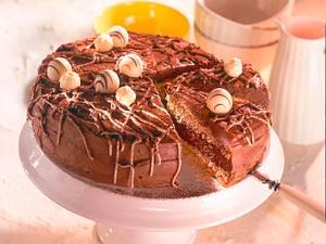 Schokoladen-Trüffel-Torte Rezept
