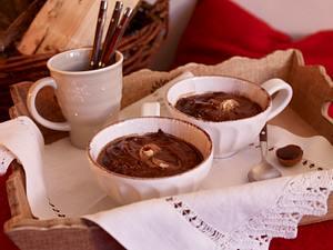 Schokoladenpudding Rezept