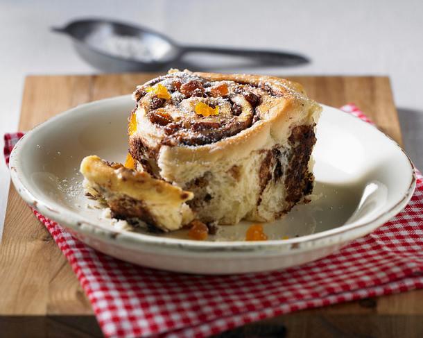 Schokorosetten-Blechkuchen Rezept