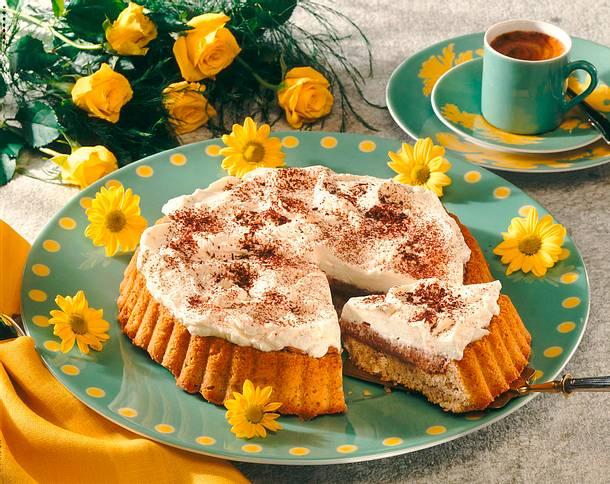 Schokosahne-Torte Rezept