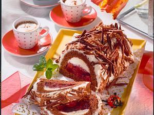 Schwarzwälder-Kirsch-Pastete Rezept