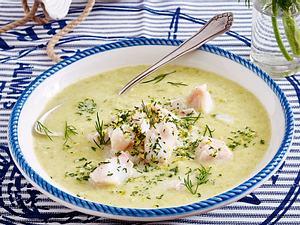 Schwedische Fischsuppe Rezept