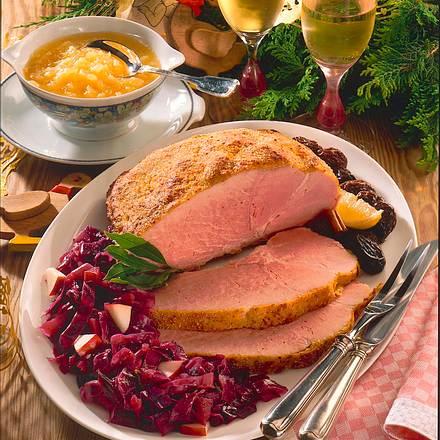 Schwedischer Julschinken Rezept