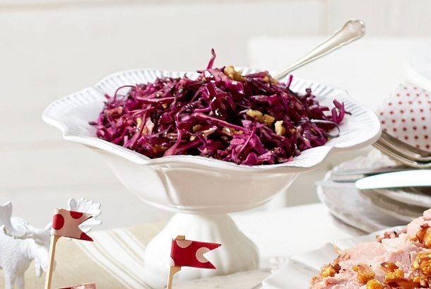 Schwedischer Rotkohlsalat Rezept