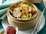 Schweinefilet auf Asia-Gemüse Rezept