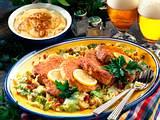 Schweinekotelett mit Wirsing-Rahm-Gemüse Rezept