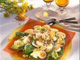 Senf-Eier-Kartoffelsalat Rezept