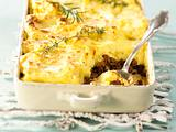 Shepard's Pie (Lamm-Kartoffel-Auflauf) Rezept