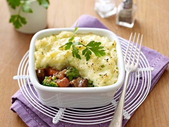 Shepards Pie Rezept