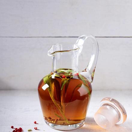 Sherry-Estragon-Essig Rezept