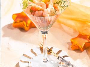 Shrimps in Cocktailsoße Rezept