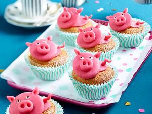 Silvester-Muffins Rezept