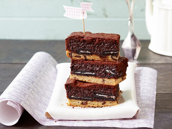 Slutty Brownies Rezept