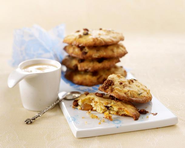Soft-Cookies mit Ingwer Rezept