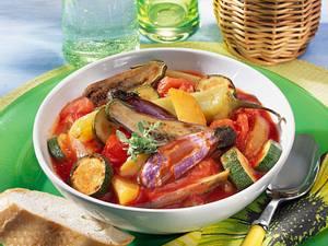 Sommer-Gemüsetopf Rezept