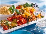 Sommergemüse mit Couscous Rezept