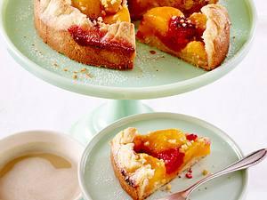 Sommerlicher Aprikosen-Kuchen Rezept