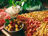 Sommerlicher Stachelbeer-Streuselkuchen Rezept
