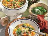 Soupe au Pistou (Provençalische Gemüsesuppe) Rezept