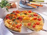Spätzle-Pizza Rezept