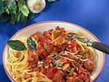 Spaghetti alla Bolognese Rezept