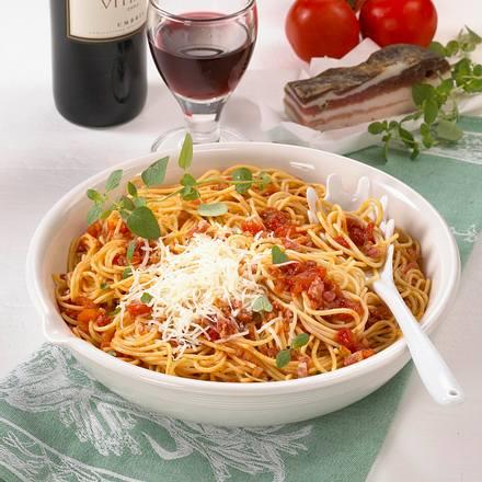 Spaghetti alla spoletana Rezept