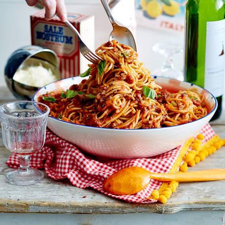 Spaghetti Bolognese Rezept