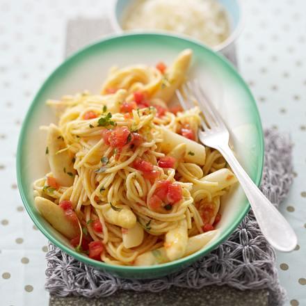 Spaghetti à la nonna von MIA. Rezept