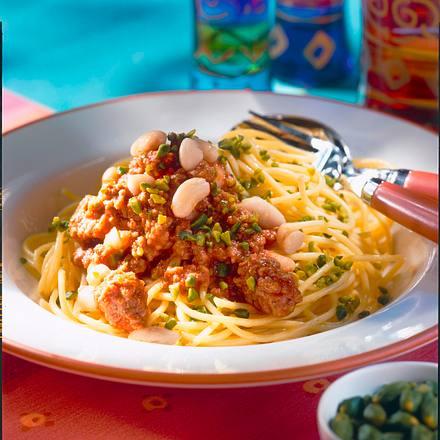 Spaghetti Orientale Rezept