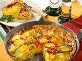 Spanische Kartoffel-Tortilla Rezept