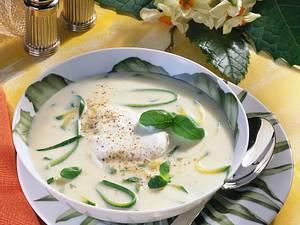 Spargelcreme mit Zucchini Rezept