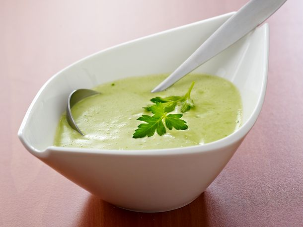 Spargelsoße: Kräuter-Buttersoße Rezept