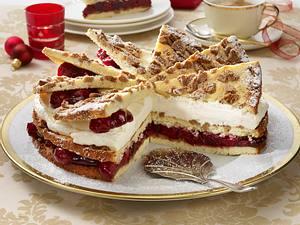 Spekulatius-Streusel-Torte Rezept